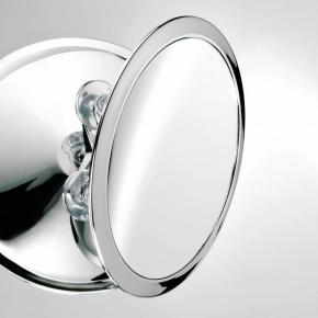 Зеркала косметические с подсветкой увеличением настенные настольные Зеркала с присосками. Настенное зеркало с присосками и шарниром увеличение 1х5, 1х8 и 1х10