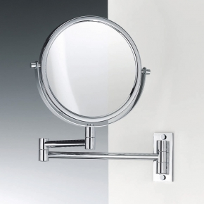 Зеркала косметические с подсветкой увеличением настенные настольные Зеркала с присосками. Косметическое зеркало настенное с увеличением 1х1 и 1х5 двухстороннее