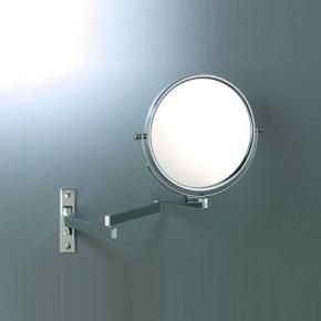 Зеркала косметические с подсветкой увеличением настенные настольные Зеркала с присосками. Зеркало косметическое настенное с увеличением 1х1, 1х5 или 1х8 двухстороннее