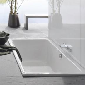 Ванны. Bette Free Ванна стальная 200х100х45 см, с шумоизоляцией, цвет белый
