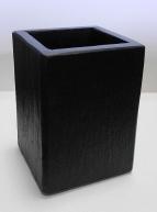 . Marmores Ardesia аксессуары для ванной чёрные настольные стакан из натурального камня для зубных щёток