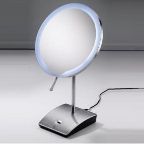 Зеркала косметические с подсветкой увеличением настенные настольные Зеркала с присосками. Cosima Nicol косметическое зеркало настольное с подсветкой
