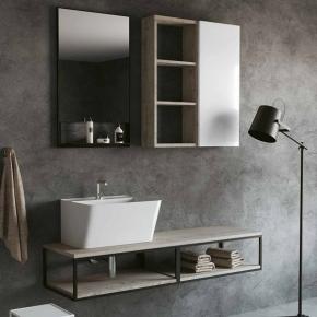 Итальянские постирочные раковины Мебель и оборудование для постирочной комнаты. Colavene Wynn постирочная раковина и мебель подвесная