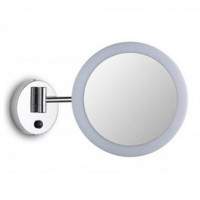 Зеркала косметические с подсветкой увеличением настенные настольные Зеркала с присосками. LineaBeta зеркало с подсветкой LED и увеличением косметическое настенное