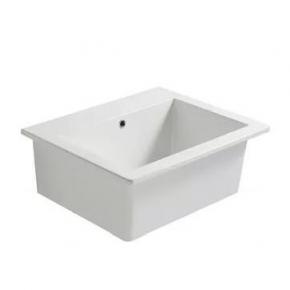 Итальянские постирочные раковины Мебель и оборудование для постирочной комнаты. GLOBO Forty3 постирочная раковина 60 см