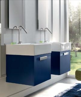 Итальянские постирочные раковины Мебель и оборудование для постирочной комнаты. Мебель для постирочной подвесная керамическая раковина Colavene Acquaceramica