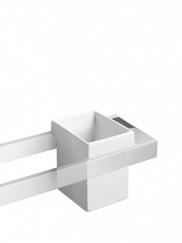 . SKUARA Lineabeta Аксессуары для ванной настенные стакан керамический