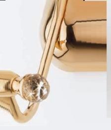 . Diamant Аксессуары для ванной с кристаллами Swarovski дозатор