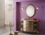 Мебель для ванной комнаты. Мебель для ванной умывальник с зеркалом Eurodesign ROYAL 2