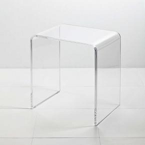 Банкетки для ванной Пуфы Интерьерные Табуреты для ванной и душа Откидные сиденья. Табурет прозрачный для душа душевой кабины и ванной комнаты плексиглас