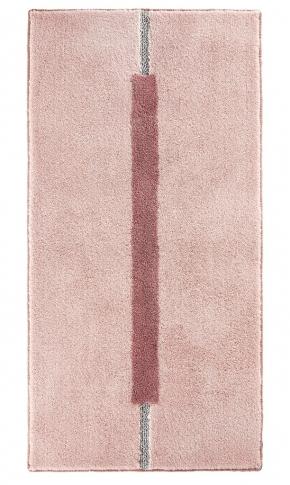 Коврики для ванной комнаты. Lynn коврик для ванной магнолия с серебристым люрексом
