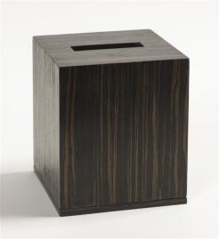 Мебель и Аксессуары для ванной из натурального дерева, Раттана и Бамбука. Wood Collection салфетница деревянная куб Эбеновое дерево