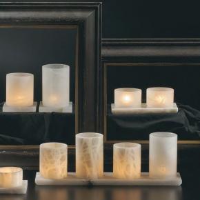 Аксессуары и Мебель для дома. Аксессуары для ванной из натурального камня Алебастр Alabaster 12