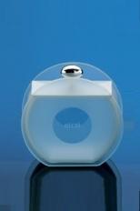 Аксессуары для ванной настольные. CIRCLE Nicol стеклянные настольные аксессуары для ванной косметическая ёмкость
