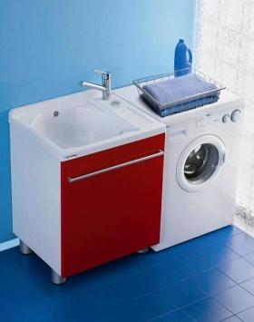 Итальянские постирочные раковины Мебель и оборудование для постирочной комнаты. Постирочная раковина Colavene Active Wash