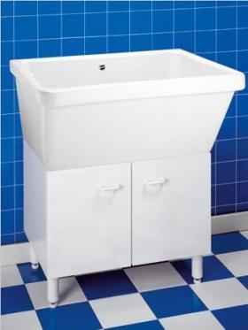 Итальянские постирочные раковины Мебель и оборудование для постирочной комнаты. Постирочная раковина керамическая Ceramica Colavene