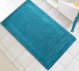 Коврики для ванной комнаты.  COTTAGE Nicol коврик хлопковый двухсторонний