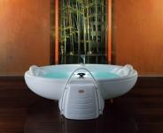 Ванны. Jacuzzi ванна с гидромассажем ARCA