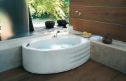 Ванны. Jacuzzi ванна с гидромассажем Aulica