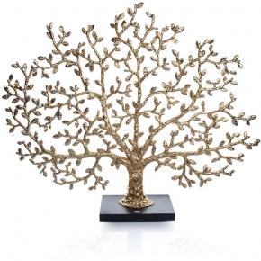 Аксессуары для камина. Экран для камина Золотое дерево жизни