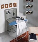 Аксессуары и Мебель для дома. Встроенная гладильная доска-трансформер Golio