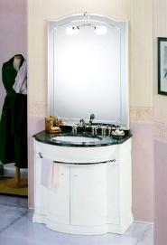 Мебель для ванной комнаты. Мебель для ванной умывальник с зеркалом Eurodesign Hilton 5