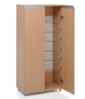 Итальянские постирочные раковины Мебель и оборудование для постирочной комнаты. Шкаф для обуви Foppapedretti Scar-Puli