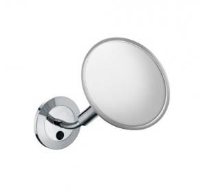 Зеркала косметические с подсветкой увеличением настенные настольные Зеркала с присосками. Keuco Elegance зеркало косметическое с гибкой ножкой LED подсветка прямое подключение