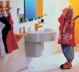 Сантехника и Мебель для детского санузла. Keramag сантехника для детского санузла Kind/Baby