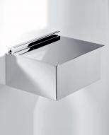 Аксессуары для ванной настенные. Контейнер для влажной туалетной бумаги настенный WETBOX