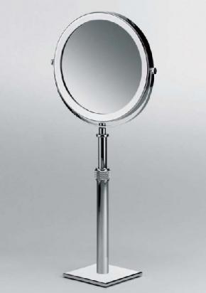 Зеркала косметические с подсветкой увеличением настенные настольные Зеркала с присосками. Косметическое зеркало с увеличением настольное телескопическое двухстороннее