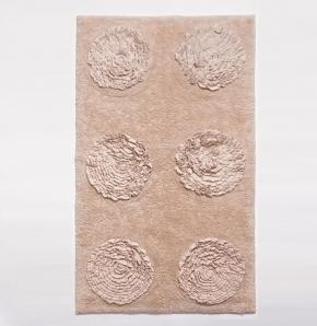 .  Хлопковый коврик для ванной с декором Etu биохлопок Bio-Baumwolle