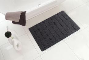 Коврики для ванной комнаты.  Хлопковый коврик Joy