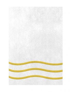 Коврики для ванной комнаты. Mare белый коврик для ванной золотой декор люрекс