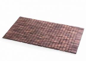 Деревянные коврики и решётки для душа и ванной комнаты. Деревянный коврик-мат для ванной Розовое дерево