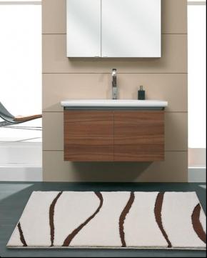 Коврики для ванной комнаты. Versus Nicol Коврик для ванной комнаты с декором