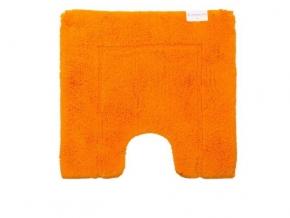 . Коврик для ванной Муст CT Оранжевый 635 с вырезом