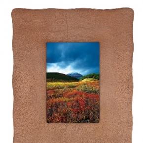 Рамки для фотографий Deluxe. Рамка для фото Органик, медь