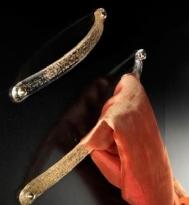 . Long аксессуары для ванной стеклянные настенные полотенцедержатель