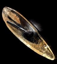 . Long аксессуары для ванной стеклянные настенные полка стекло золото