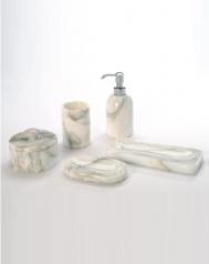 . Marmores Natura BC мраморные аксессуары для ванной настольные