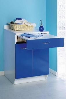 Итальянские постирочные раковины Мебель и оборудование для постирочной комнаты. Мебель для постирочной база с выдвижной поверхностью COLAVENE