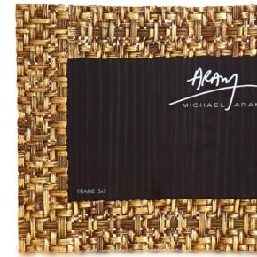 Рамки для фотографий Deluxe. Рамка для фото 20х25 см Пальмовая ветвь PALM
