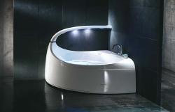 Ванны. Jacuzzi ванна с гидромассажем Gamma