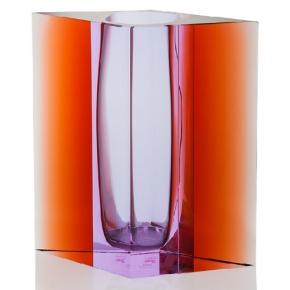 Вазы Deluxe. Хрустальная ваза 31 см Ангел лимитированный выпуск 56 из 300 в подарочной коробке Moser