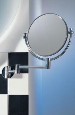 Зеркала косметические с подсветкой увеличением настенные настольные Зеркала с присосками. NANCY Nicol косметическое зеркало настенное двухстороннее с увеличением 1х1 и 1х3