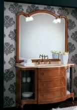 Мебель для ванной комнаты. Мебель для ванной Eurodesign умывальник с зеркалом Royal 1