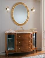 Мебель для ванной комнаты. Мебель для ванной Eurodesign умывальник с зеркалом Royal 4