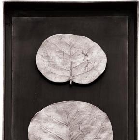 Панно Ботаника серебро