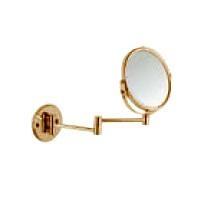 Зеркала косметические с подсветкой увеличением настенные настольные Зеркала с присосками. Зеркало косметическое Windsor PomdOr настенное золотое с увеличением 1х1 и 1х2